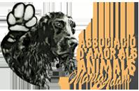 Associació d'Amor als Animals Maria Adam Logo